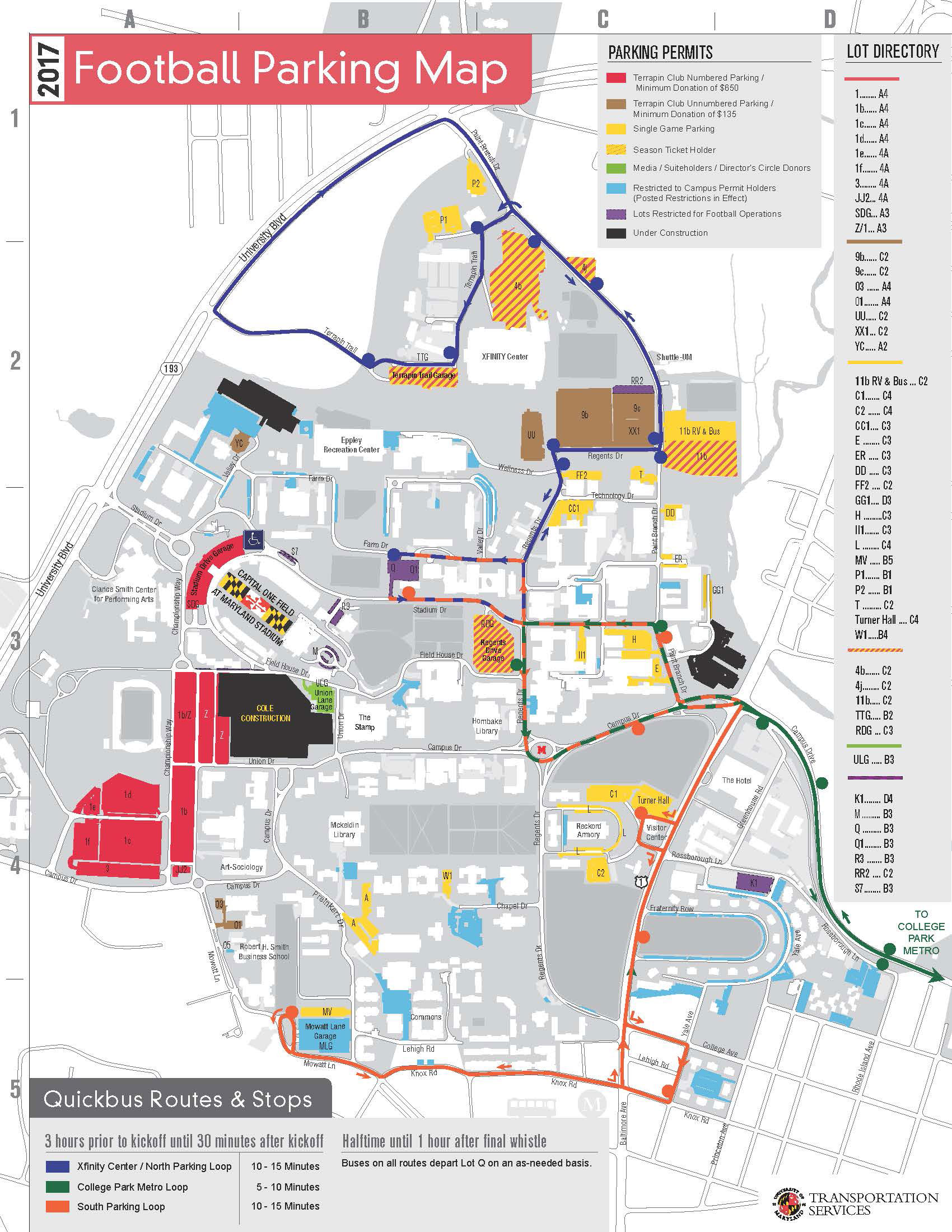 Tailgating Guide - University of Maryland Athletics on university of colorado hospital campus map, ksu campus map, plymouth state university parking map, columbus state community college parking map, kansas state fair parking map, ferris state university parking map, wayne state university parking map, truman state university parking map, kansas state university font, kansas state university mapquest, weber state university parking map, kansas state university stadium seating chart, michigan parking map, kumc hospital map, san jose state university parking map, foothill college parking map, kansas state university police, kansas state univerty map, kansas state university history, cleveland state university parking map,