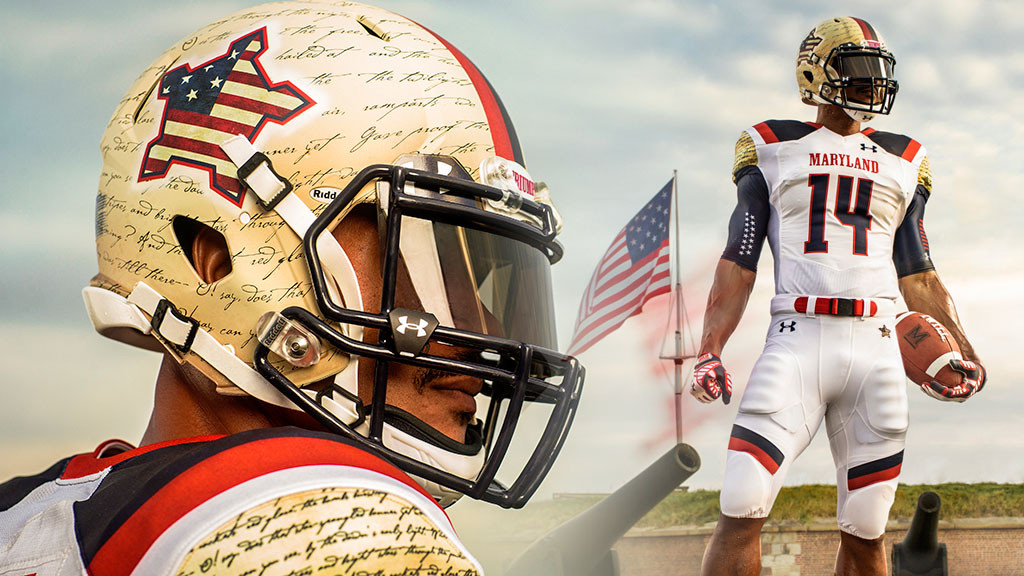 quality design 54f1e 91d3f Under Armour & Maryland Announce Renewal Of Partnership ...