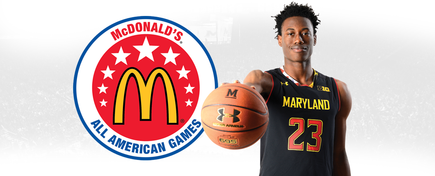 96475d5fbd2 Smith Named to McDonald s All-American Game Roster - University of ...