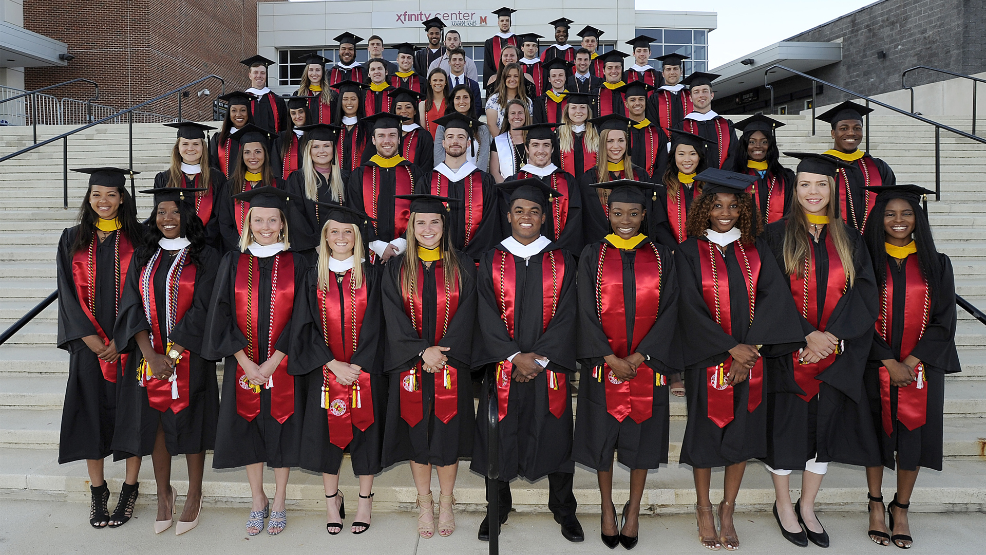 Umd Graduation 2020.Maryland Achieves Record Breaking Gsr Scores University Of