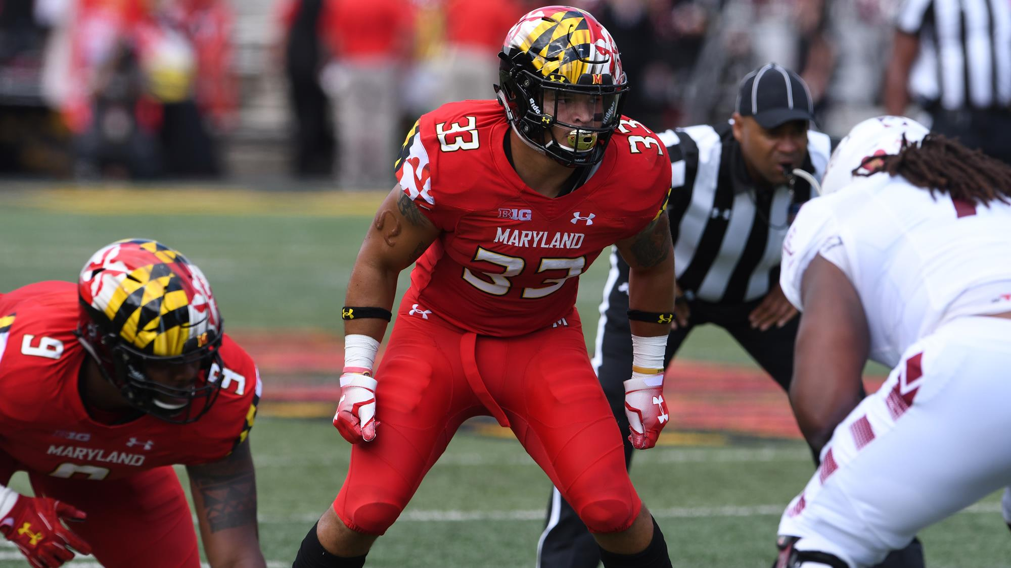 football - university of maryland athletics