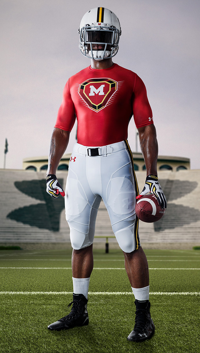 premium selection 1cbc9 28469 Terps Throwback To 1961 With Flashback Uniform - University ...