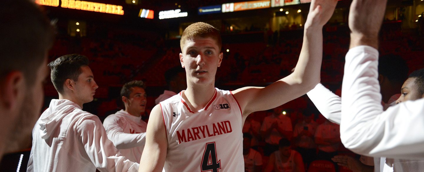Huerter Drafted By Atlanta Hawks Thursday - University of Maryland ... 2054aaabd