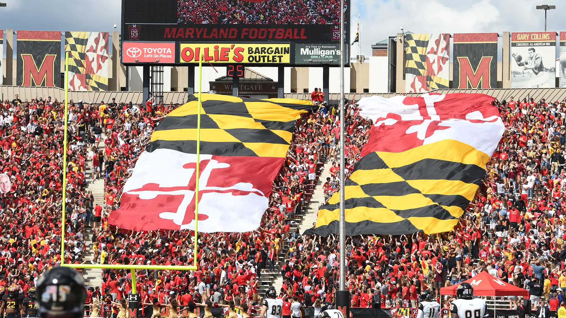 New For 2018 Maryland Football Game Day Improvements University