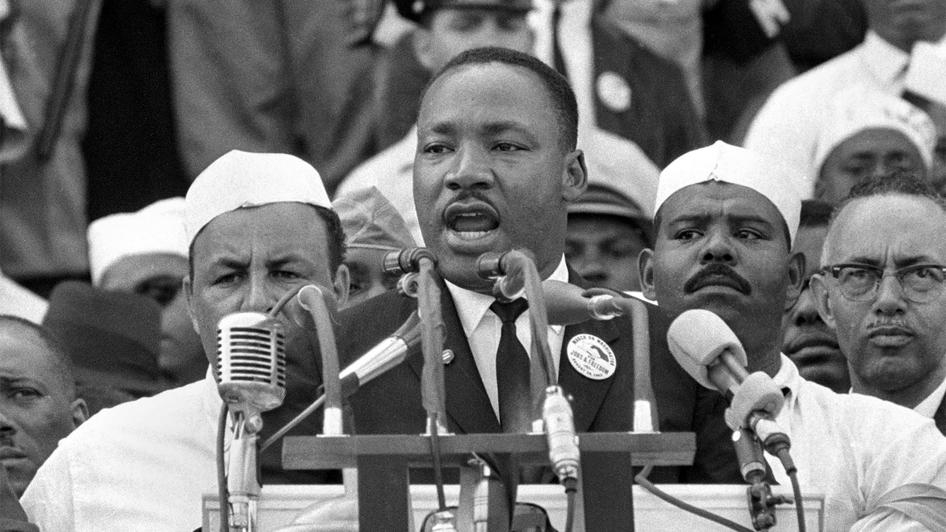 Remembering Mlk S I Have A Dream Speech On It S 57th Anniversary University Of Maryland Athletics
